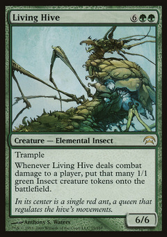 Living Hive